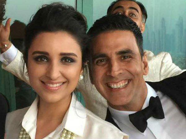 Parineeti Chopra: Kesari is a perfect film to work with