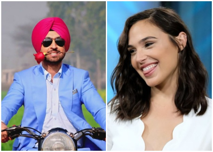 Kylie is angry: Diljit Dosanjh does it again, comments
