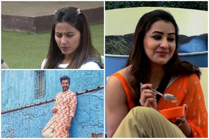 Shilpa Shinde, Hina Khan, Suyyash Rai, Bigg Boss 11
