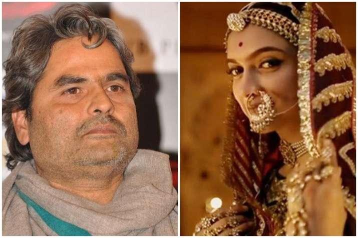 Vishal Bhardwaj, Deepika Padukone