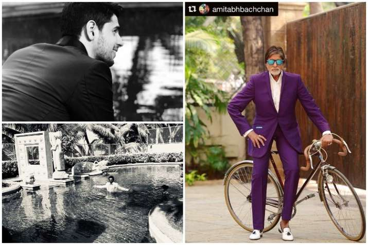 Amitabh Bachchan, Farhan Akhtar, Dabboo Ratnani photoshoot