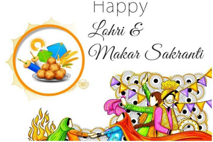 Happy lohri 2018 sms wishes hd images whatsapp messages and india tv pic courtesy twitterparas printpack m4hsunfo