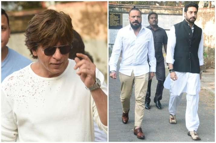 Shah Rukh Khan, Abhishek Bachchan- India TV