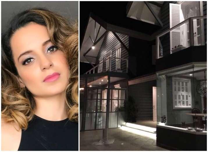 Kangana Ranaut builds new mansion in Manali?