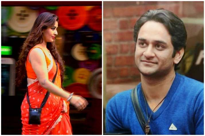 Shilpa Shinde, Vikas Gupta, Bigg Boss 11