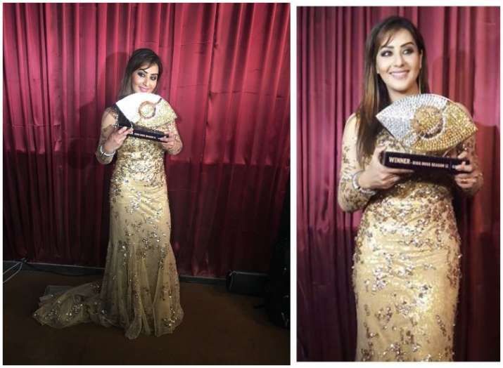 Bigg Boss 11 winner Shilpa Shinde on Hina Khan