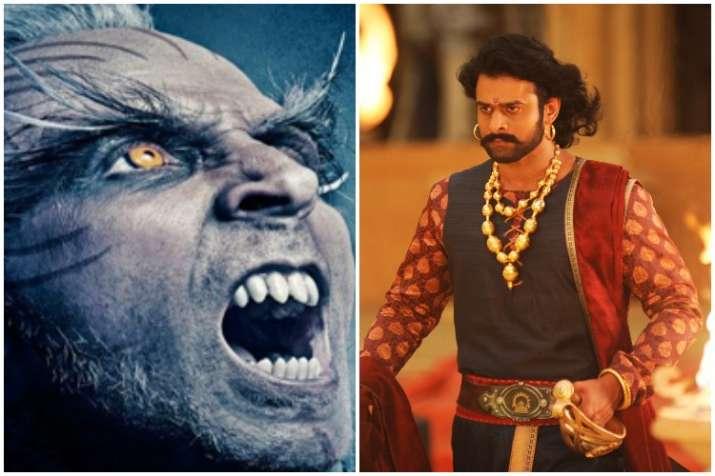 Akshay Kumar, Prabhas, 2.0, Baahubali 2