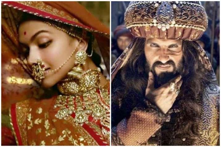 Padmaavat, Deepika Padukone, Ranveer Singh