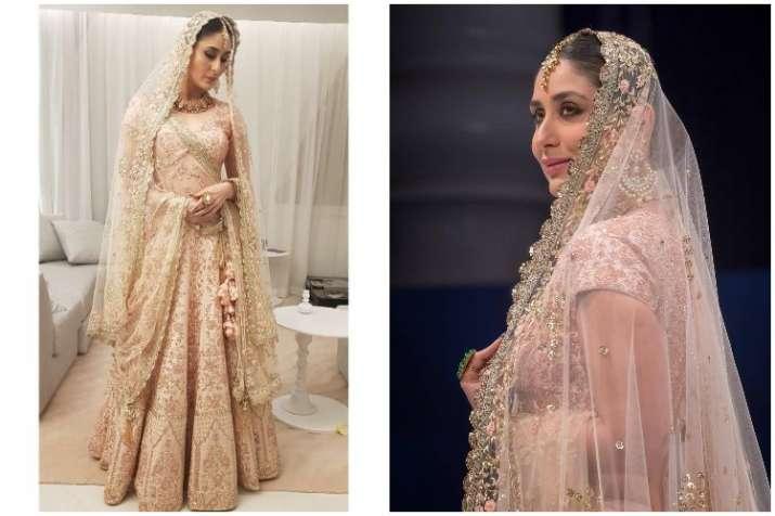 Kareena Kapoor Khan Looks Like A Royal Bride As She Walks The Ramp