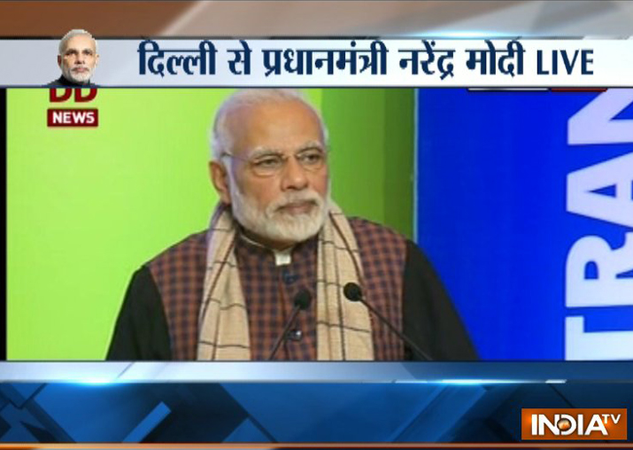 PM addresses Conference on Transformation of Aspirational