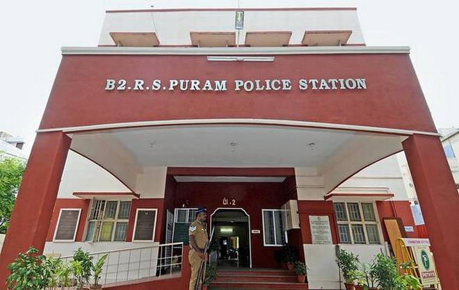 MHA names top 10 police stations in India, RS Puram grabs