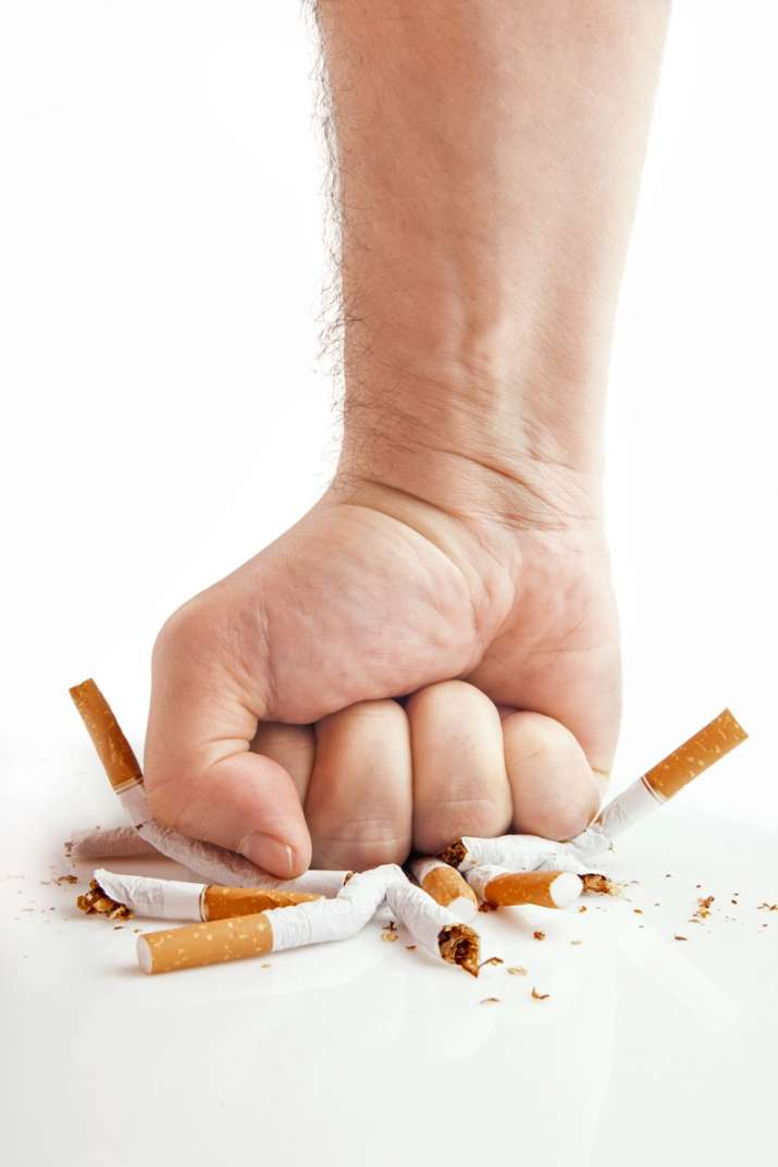 India Tv - Quit smoking