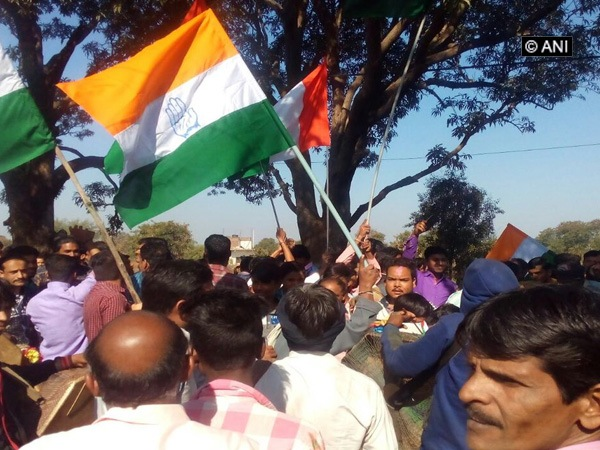 Congress wins 20 wards, BJP gets 4 in Rahogarh Nagar