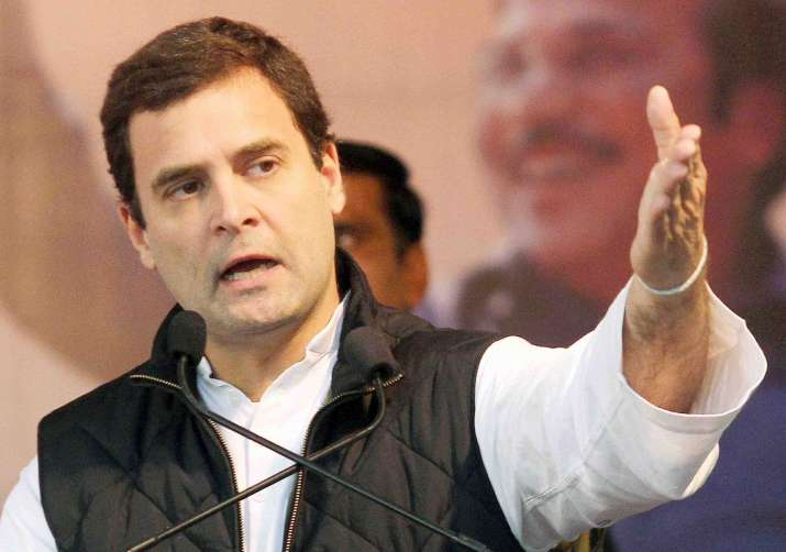 Orange passports: Rahul Gandhi says it shows BJP's