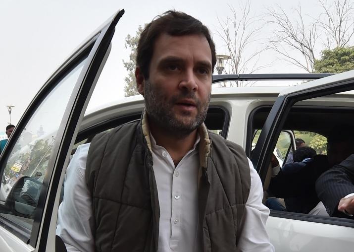 Rahul Gandhi to embark on first visit to Amethi as Congress
