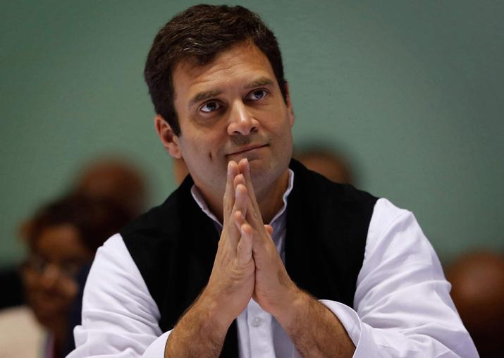 Republic Day Parade: Rahul Gandhi takes 6th row seat;