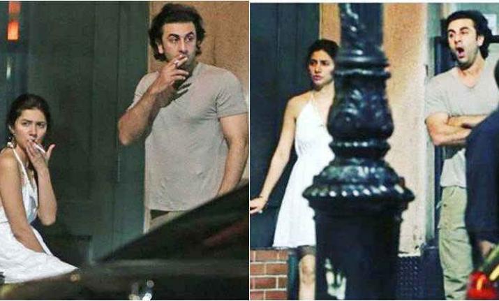 Mahira Khan and Ranbir Kapoor breakup?