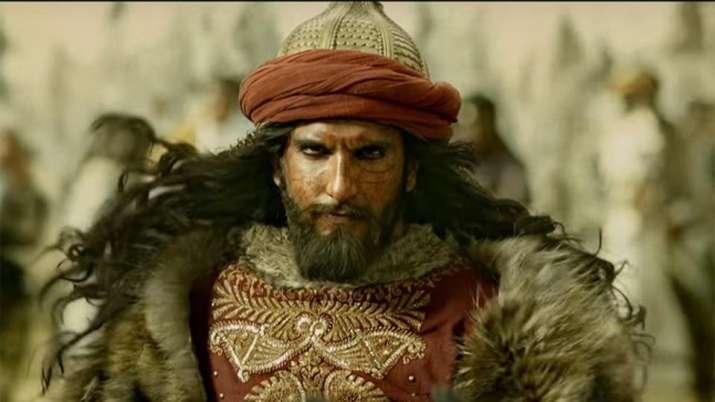 India Tv - Ranveer Singh in Padmaavat