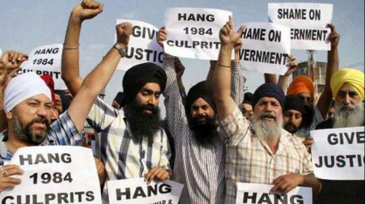 Punishments in 1984 riots cases would have led to a