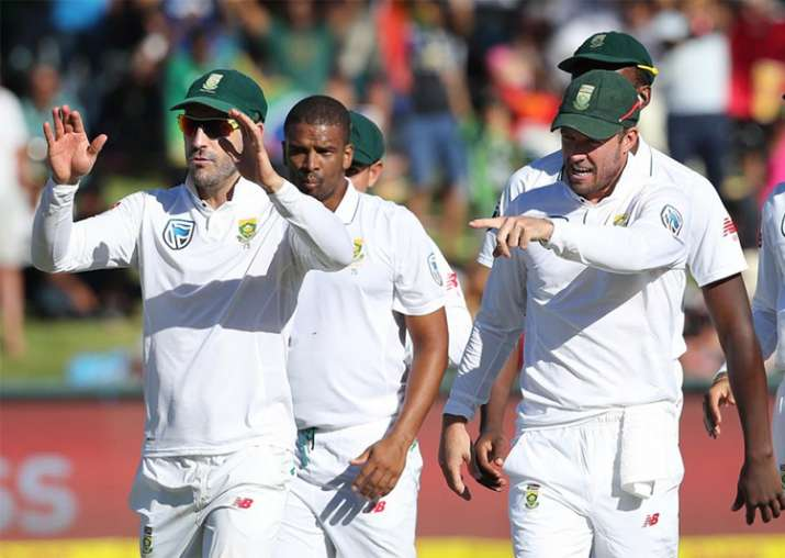 Live Cricket Score India Vs South Africa 1st Test Day 2 At