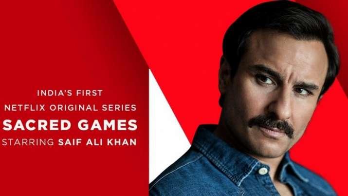 India Tv - Sacred Games