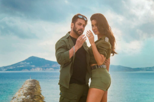 India Tv - Salman and Katrina