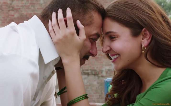 Salman and Anushka in Sultan