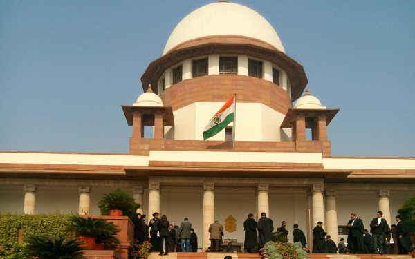 Big day for Supreme Court: Hearings in Aadhaar, Section