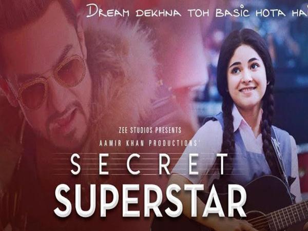 secret superstar china box office