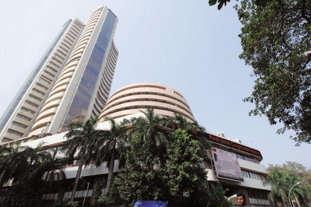 Markets shoot up as Sensex eyes 35,000; Nifty touches 10,771