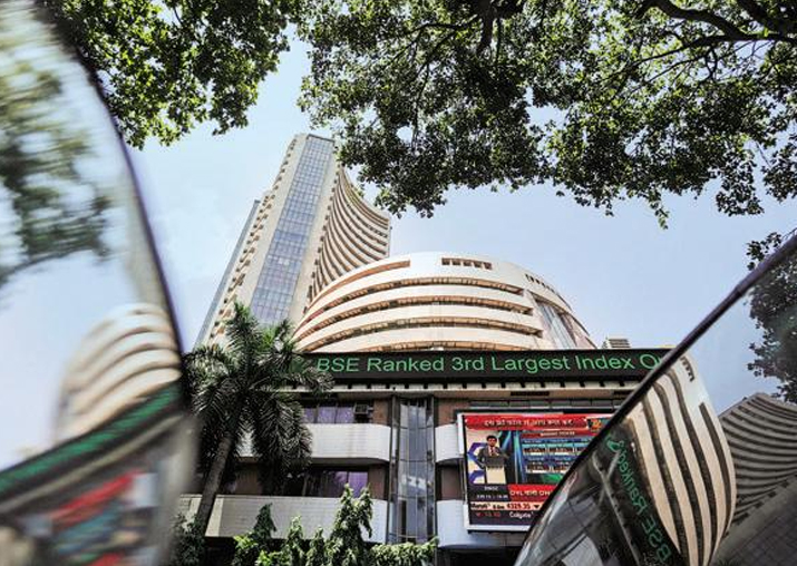 Representational pic - Markets hit fresh all-time high;