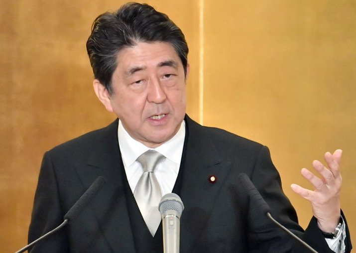 North Korea should change course, end nuke program: Shinzo