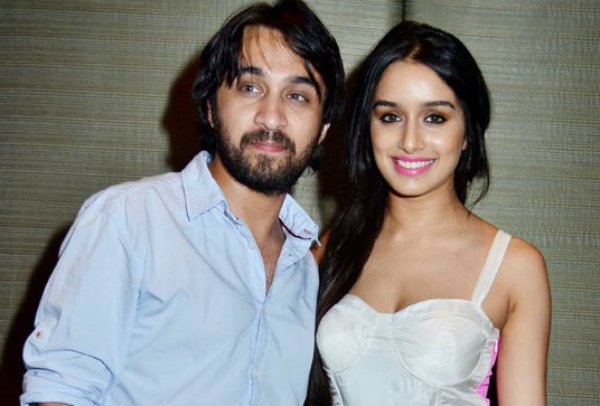 Shraddha Kapoor With Her Brother Siddhanth