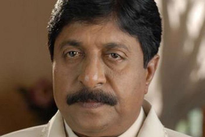 Malayalam film actor Sreenivasan