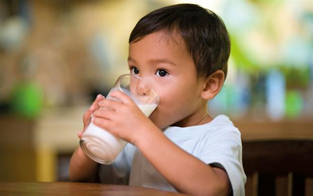 Cow's milk does not increase risk of Type 1 Diabetes in kids