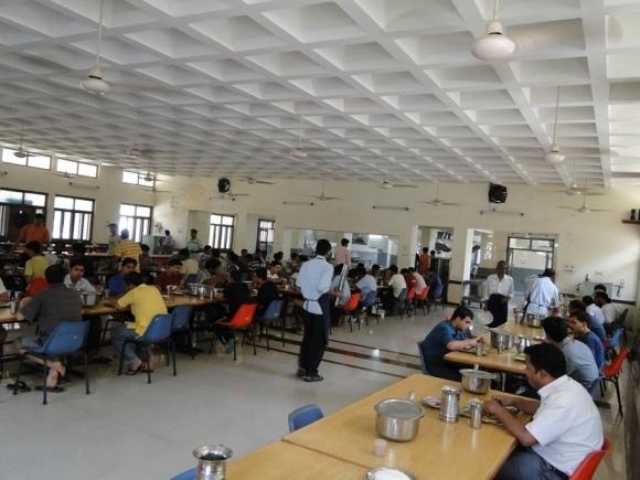 Student hostel at IIT Khagarpur