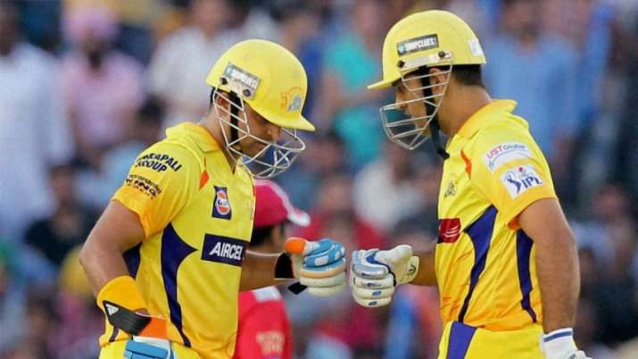 Chennai Super Kings IPL 2018