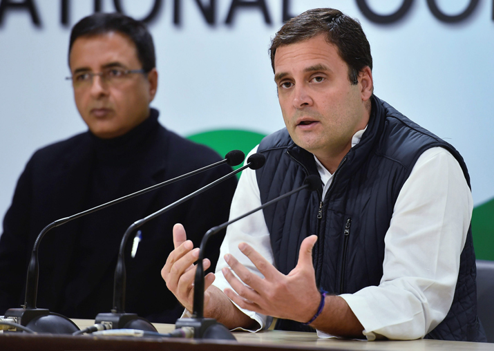 Congress says 'party deeply perturbed by Supreme Court