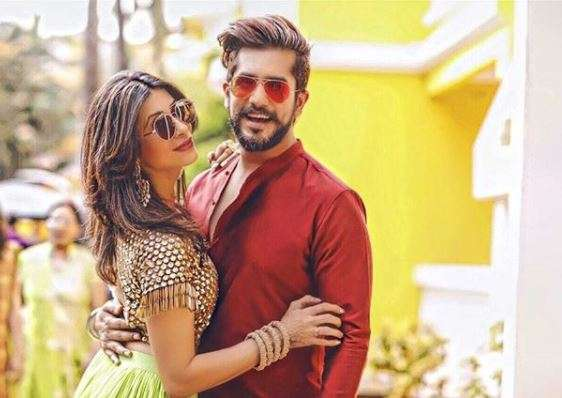Kishwer Merchantt and Suyyash Rai (PC: Instagram/ Suyyash