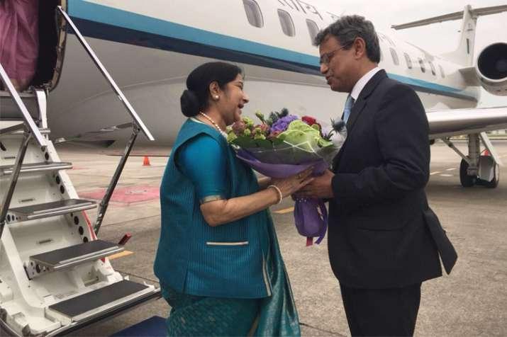 Sushma Swaraj to inaugurate Pravasi Bharatiya Divas of