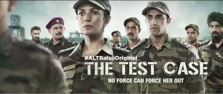 India Tv - The Test Case