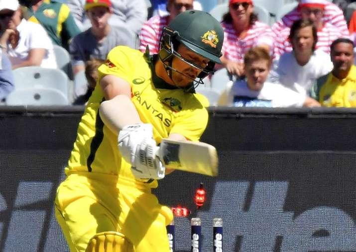 Australia vs England 4th ODI Report Adelaide