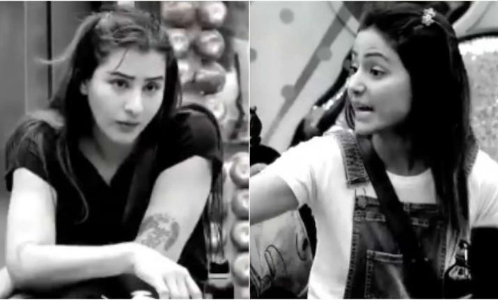 Shilpa Shinde, Hina Khan, Bigg Boss 11
