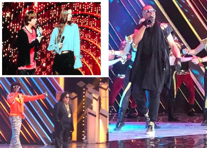 63rd Jio Filmfare Awards 2018 performance