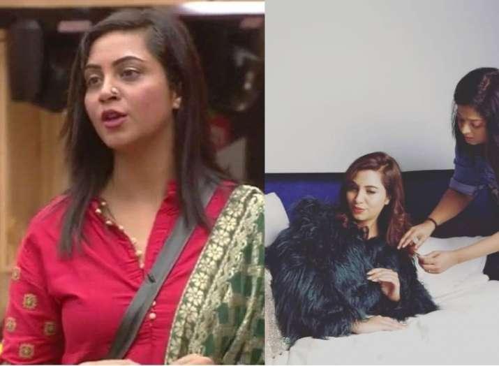 Arshi Khan fashion photoshoot after Bigg Boss 11