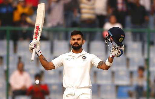 ICC Test Batsmen Rankings