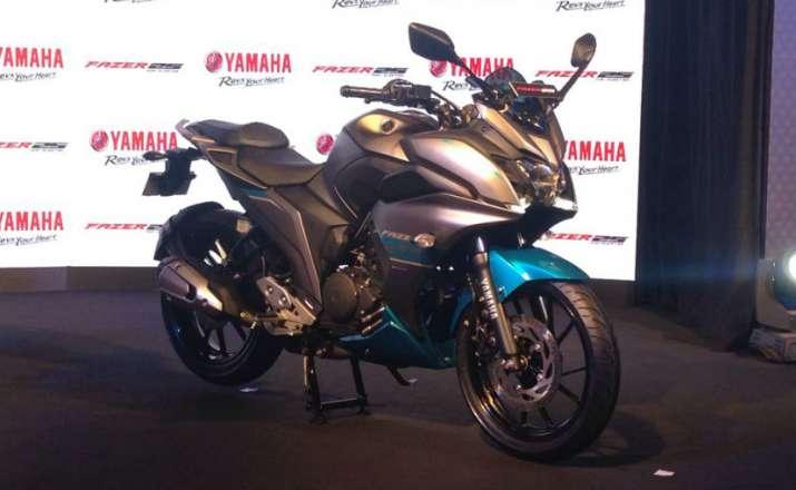 India Yamaha Motor voluntary recalls 23,897 units of FZ 25,