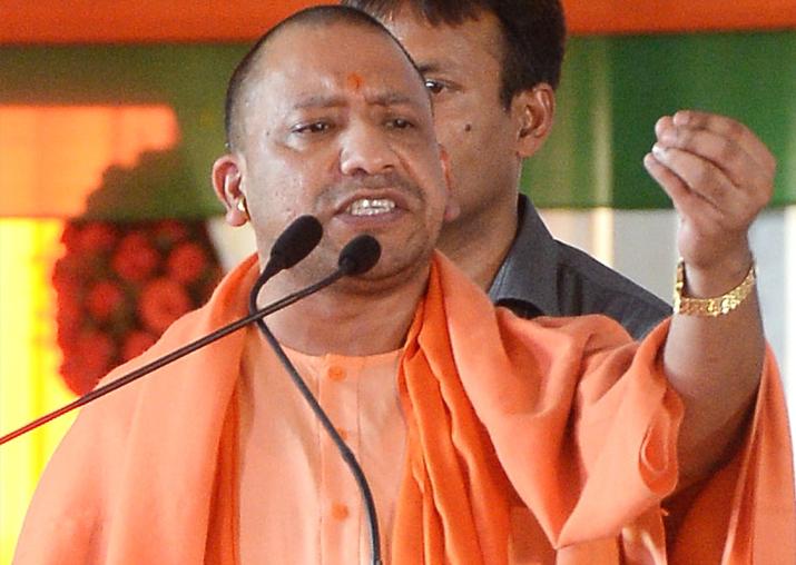 File pic of Uttar Pradesh CM Yogi Adityanath