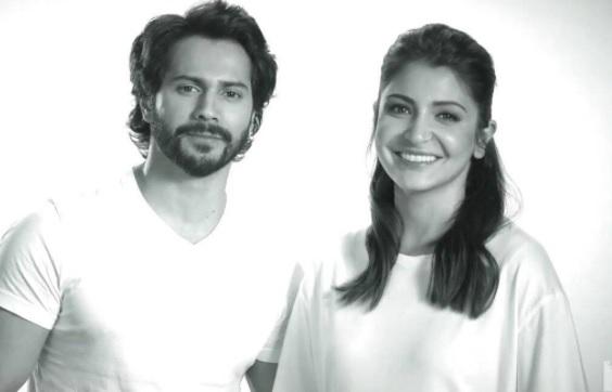 India Tv - Anushka Sharma and Varun Dhawan