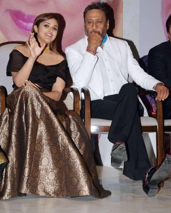 India Tv - Parineeti Chopra, Jackie Shroff